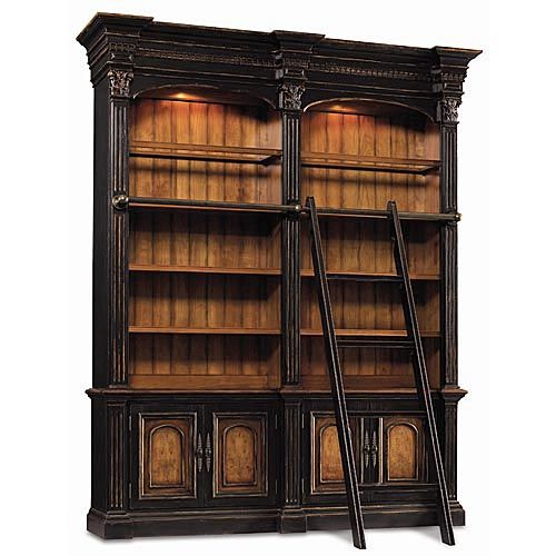 Sensational 1000 Ideas About Bookcase With Ladder On Pinterest Home Library Largest Home Design Picture Inspirations Pitcheantrous