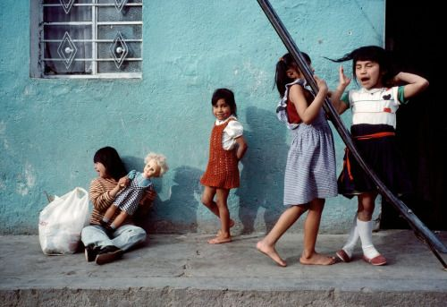"""MEXICO. Leon. 1987″ © Alex Webb/Magnum Photos"