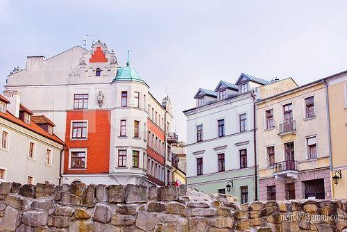 Plac po Farze, Lublin, Poland.