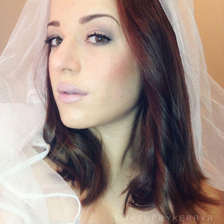 Bridal Makeup | Kerry Reddiar Professional Make-up Artist
