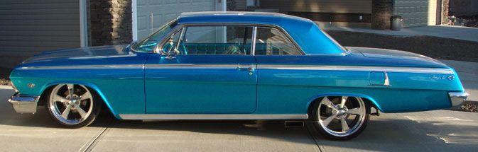 1962 Chevy Impala SS