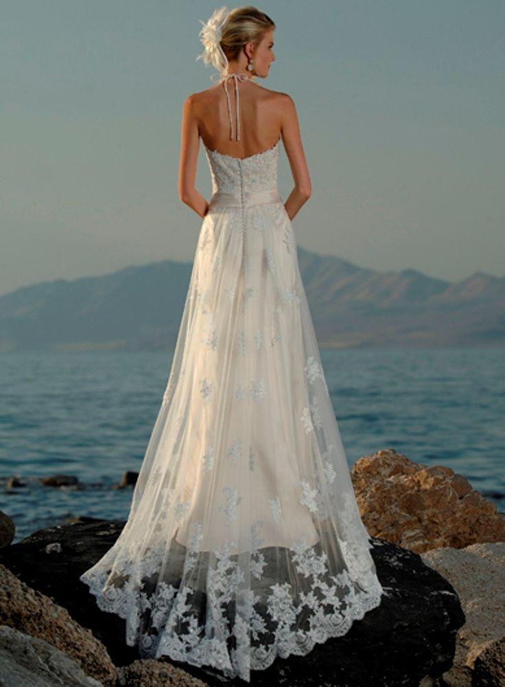 The Latest Wedding Dresses For Beach Weddings | Wedding Dresses Ideas