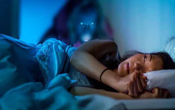 Paralisi del sonno Quando i sogni sfuggono alla fase REM