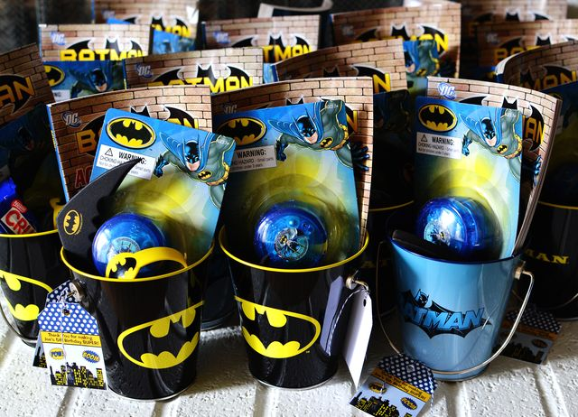 "Photo 1 of 10: Super Heroes: Batman / Birthday ""Calling All Superheroes!"" 