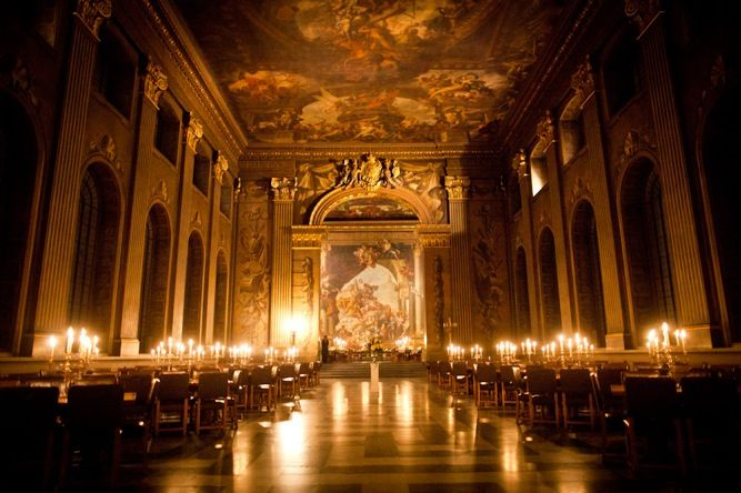um how can you not love this candlelit wedding in London?