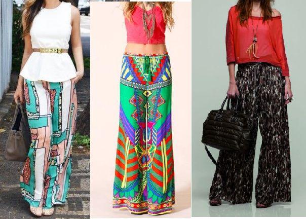 Pantalona com elástico | molde, corte e costura – Marlene Mukai
