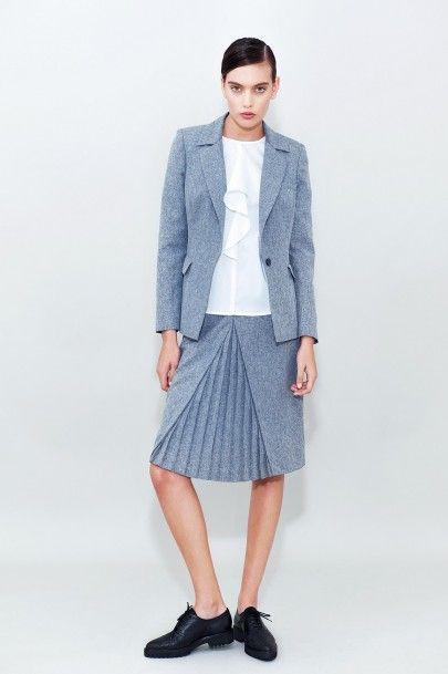 Basic Gray Blazer