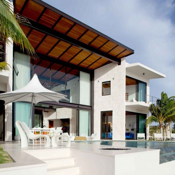 Bonaire house that was designed by silberstein architecture fancy architecture