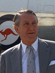 Malcolm Fraser - 22nd Prime Minister of Australia, served from 1975 - 1983