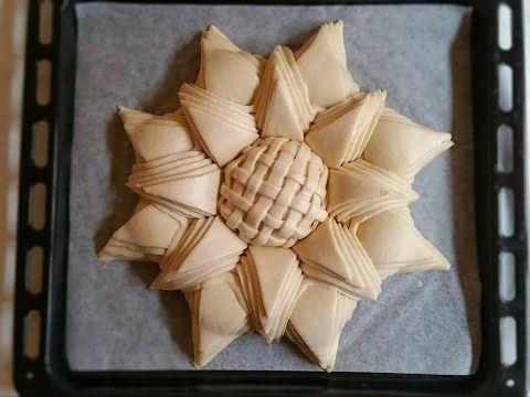 Stella di pane profumato,gustoso,sofficissimo e molto scenografico - YouTube