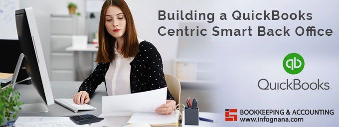 Building a QuickBooks-Centric Smart Back Office