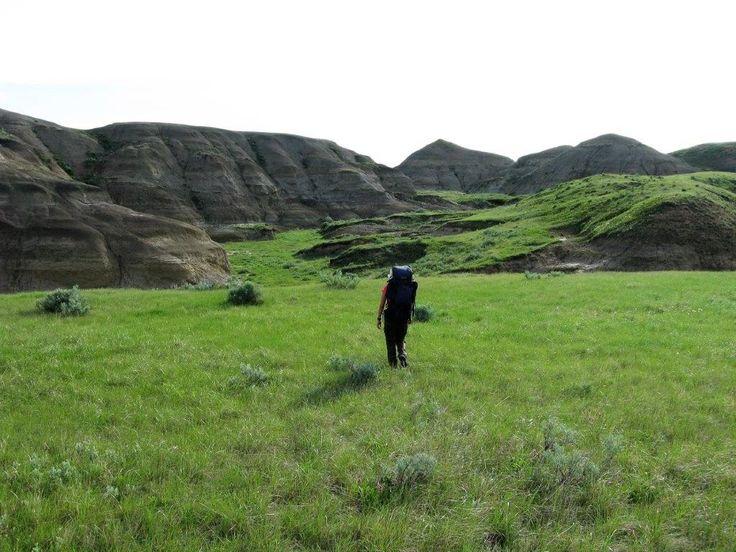 Grasslands NP Saskatchewan