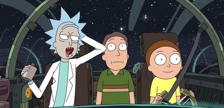 """Community"" creator Dan Harmon had a lot of trouble keeping his cult TV show on the air during its time at NBC (the show is now on Yahoo).  He hasn't seemed to have as much trouble with his animated sci-fi comedy (which he co-created with Justin Roiland) ""Rick and Morty."" A twist on Doc Brown and Marty's friendship in ""Back to the Future,"" ""Rick and Morty"" tells the story of teenage Morty and his alcoholic scientist grandfather Rick."