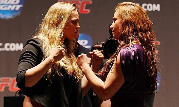A crash course to Rousey-Tate at UFC 168 - MMA - Jeff Wagenheim - SI.com