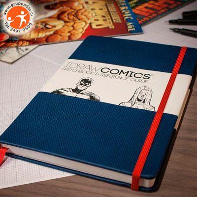 Cuadernos Corporativos Personalizados
