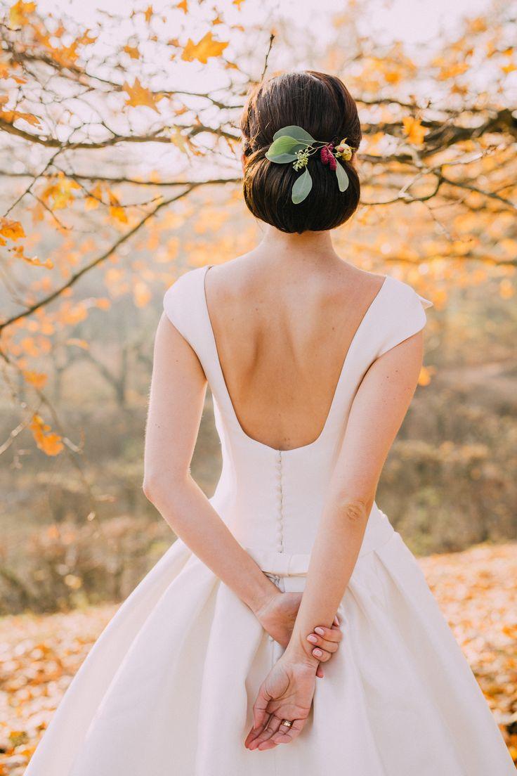 INNA Studio_ flowers for hair / kwiaty do włosów / delikatna ozdoba / sesja ślubna / ozdoba koka ślubnego /