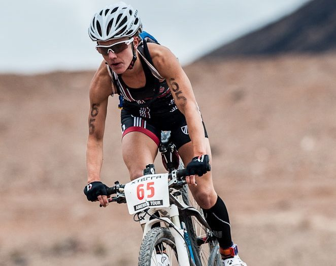Scotland native and reigning Xterra world champ Lesley Paterson shares her keys to success on the mountain bike.