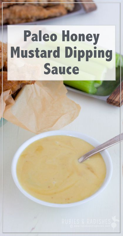 Porter Honey-Mustard Dipping Sauce Recipe — Dishmaps