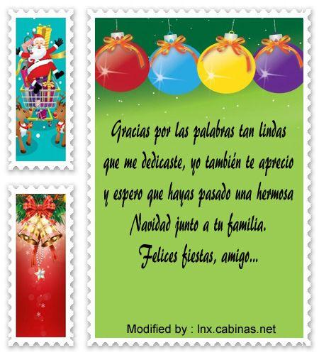 lindas palabras para agradecer en Navidad, pensamientos de agradecimiento para compartir en Navidad: http://lnx.cabinas.net/lindos-mensajes-para-agradecer-en-esta-navidad/