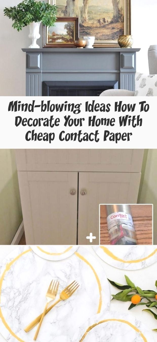 Mind Blowing Ideas How To Decorate Your Home With Cheap Contact