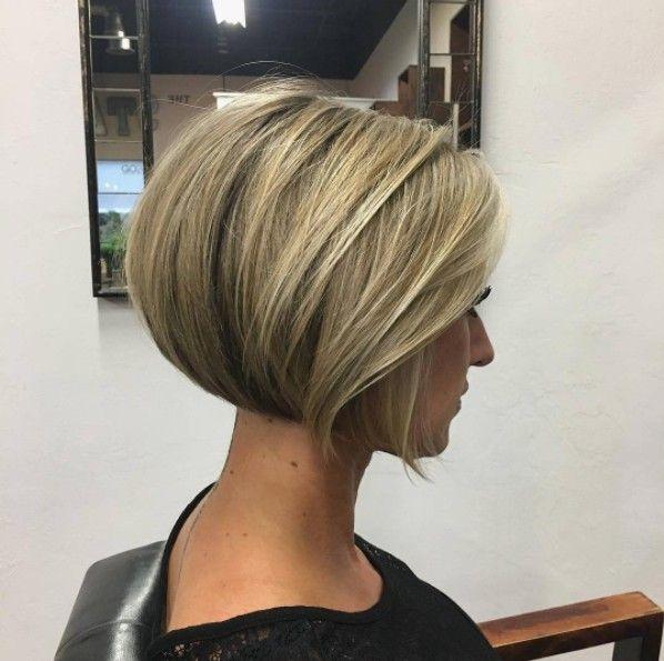 Bob Frisuren Mit Kurzem Nacken 2017 Hair Style Women Pinterest