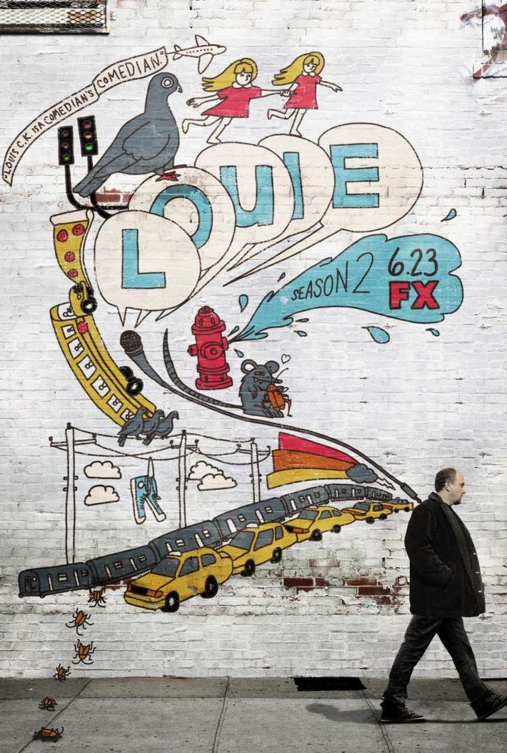 """""""Louie"""" (TV Series)"""