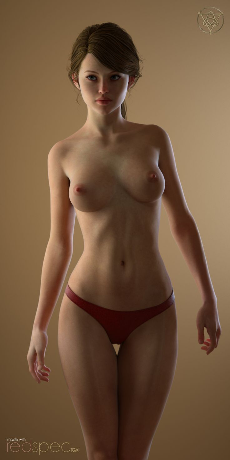 Lol 3d erotic model petite