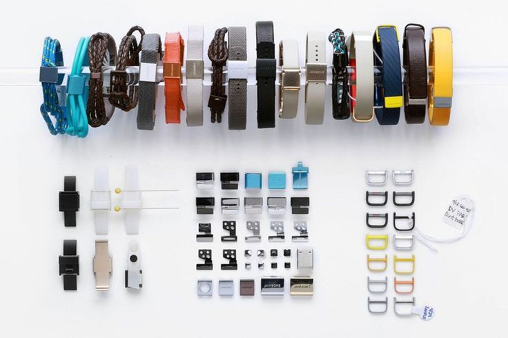 Jawbone up3 collection