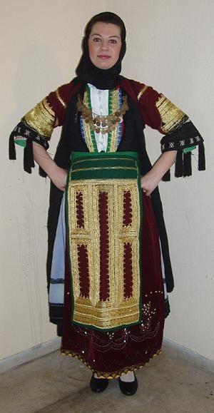 παραδοσιακη φορεσια πελοποννησου - Αναζήτηση Google