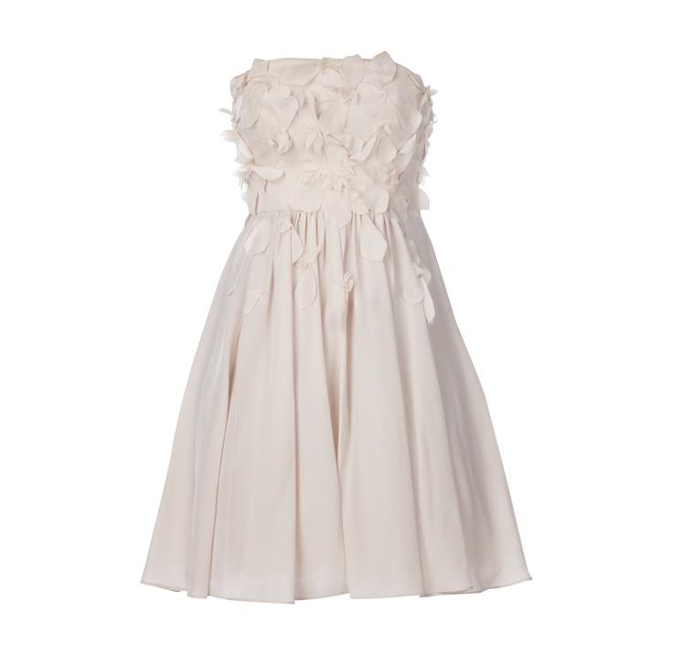 COAST Kleid mit verstärktem Unterrock - Vorderansicht