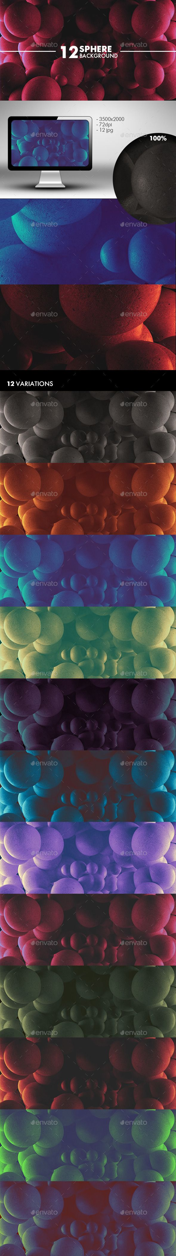 Sphere Background by Kanilo Website and Desktop Backgrounds Size: 35002000px, RGB , 72dpi 12 High Resolution JPGs