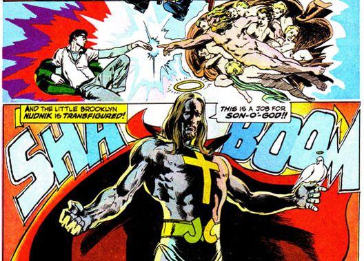 Flying Tiger Comics: Super Jesus