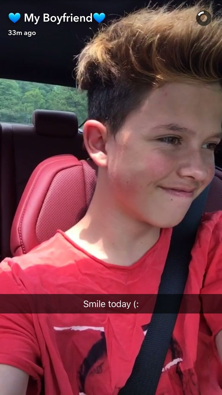 Jacob sartorius is a 14 year old boy that is adopted by. Mom dad and sister named Caroline He was born October 2 2002 (my boyfriend for life