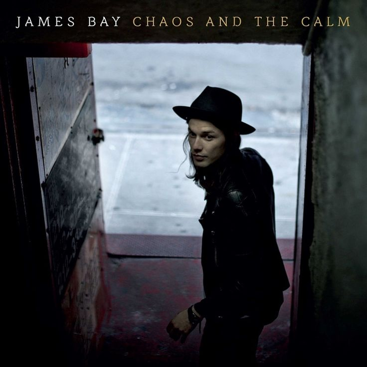 James Bay - Chaos And The Calm on 180g LP + Download