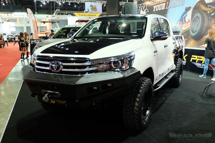 Lift Kits For Jeeps >> toyota hilux 2016 accesorios - Buscar con Google | toyota | Pinterest | Toyota hilux, Toyota and 4x4