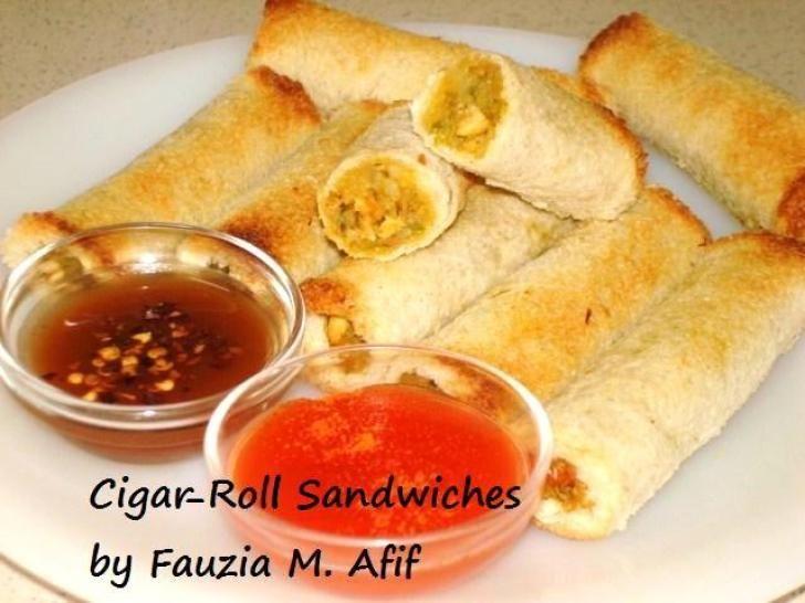 Fauzia S Kitchen Fun Chicken Wraps