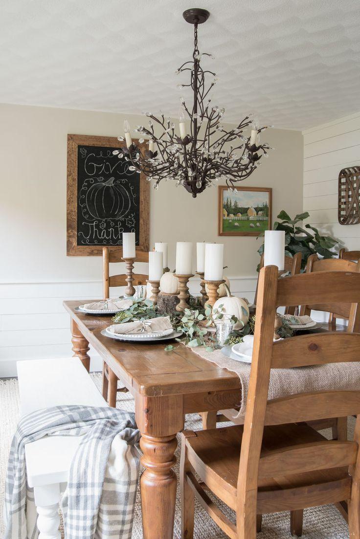 best 10 rustic dining room tables ideas on pinterest. Black Bedroom Furniture Sets. Home Design Ideas