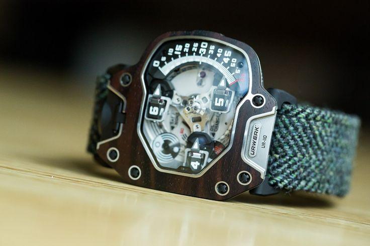 UR-110 Eastwood, URWERK by Haute Time