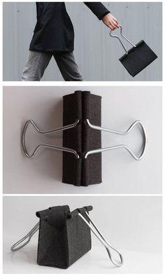 Neat purse