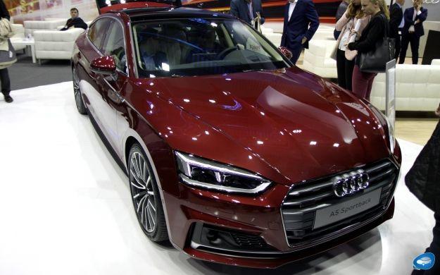 Audi A5 Sportback na targach Fleet Market 2016 https://www.moj-samochod.pl/Galerie/Audi-A5-Sportback-na-targach-Fleet-Market-2016 #Audi #A5 #AudiA5 #A5Sportback #Sportback #Warszawa
