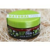 Hip Peas Hair Styling Balm for kids! Made with safe, natural ingredients and gentle on kids hair.