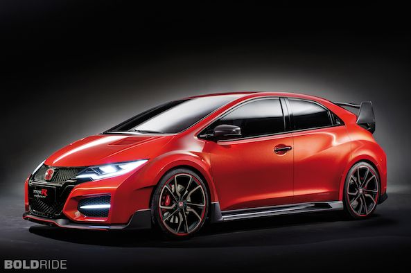Honda Fans Petitioning to Bring Civic Type R Stateside - [Boldride.com http://ow.ly/utgVo]  Repin if you like the Type R's design?