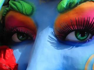 la lógica de mi papá: Carnaval de Negros y Blancos 2013