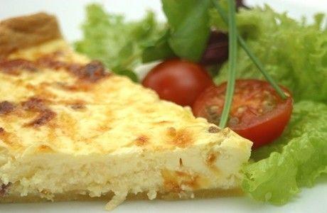 Quiche de queijo | Panelinha - Receitas que funcionam