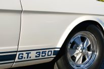 1965 Ford Mustang Gt 500 Shelby Prototype Tire