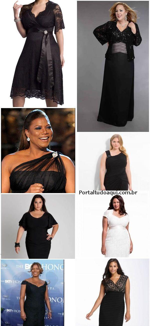 Vestidos de festa,madrinha ou formatura para gordinhas: Plus Size cheios de estilo!   Portal Tudo Aqui