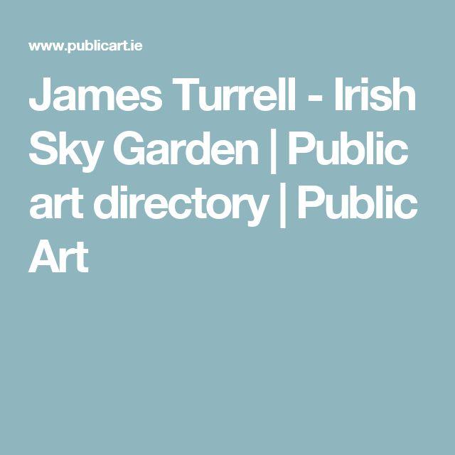 JamesTurrell-Irish Sky Garden| Public art directory | Public Art