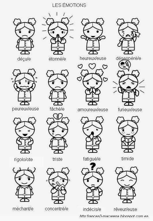Exprimer les émotions