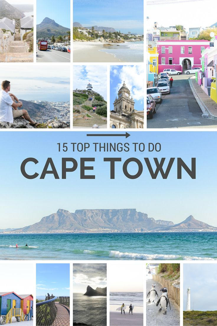 Cape Town South Africa is an amazing place to explore. So many different activities in one place. You'll never want to leave.