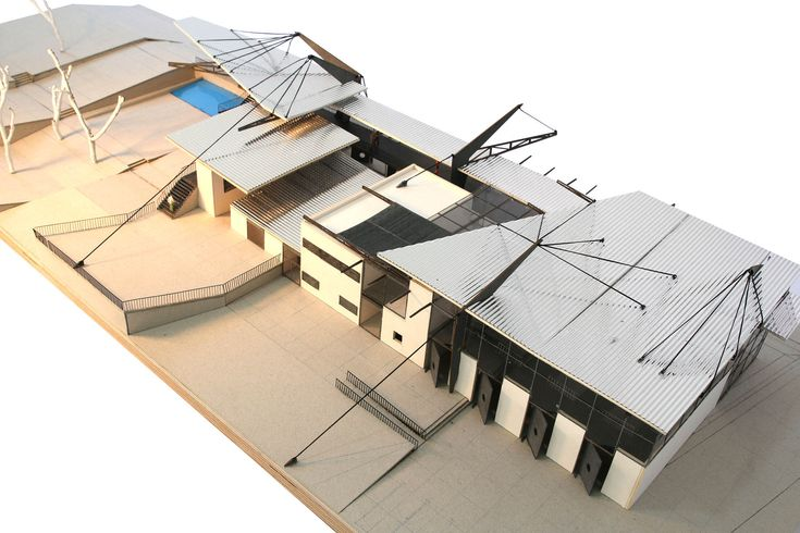 Gallery of Rotem Guy Workshop Designs Urban Club for Soldiers - 5